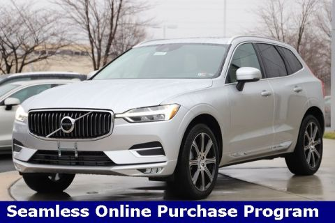 New 2020 Volvo XC60 T6 Inscription With Navigation & AWD